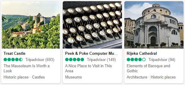 Rijeka Attractions