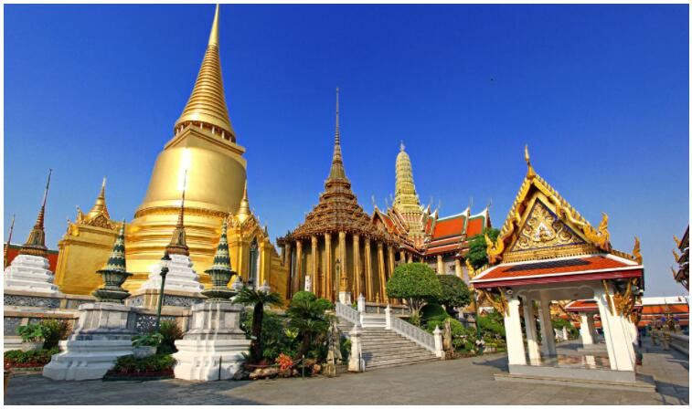Laos and Thailand