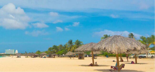 Travel to Aruba