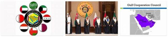 GCC - Gulf Cooperation Council