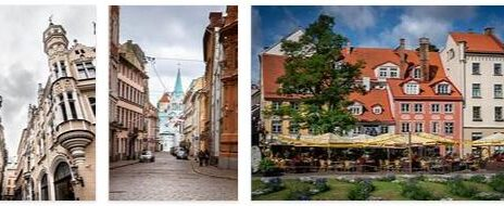 Old Town of Riga (World Heritage)