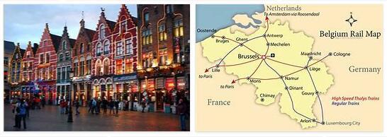 How to Get to Belgium